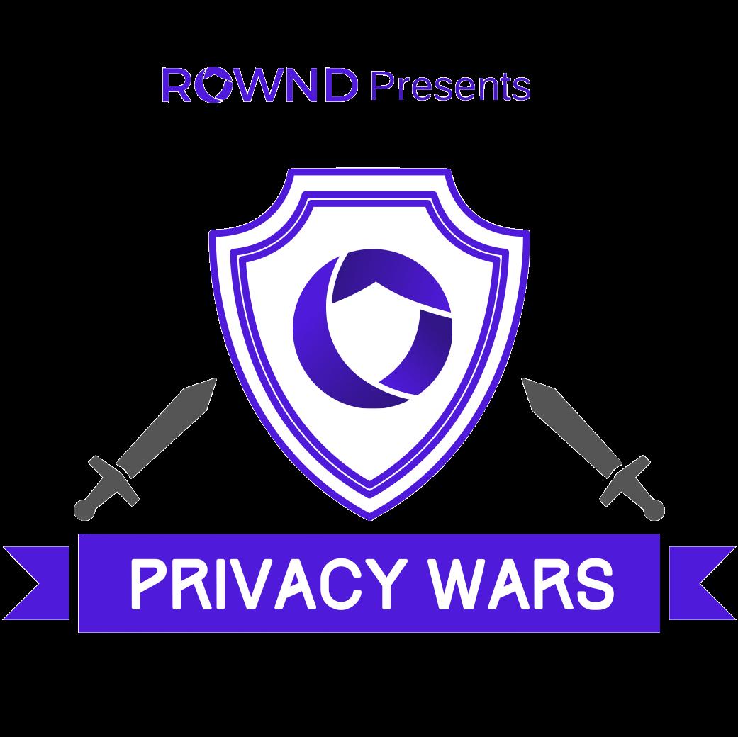 Rownd Privacy Wars logo