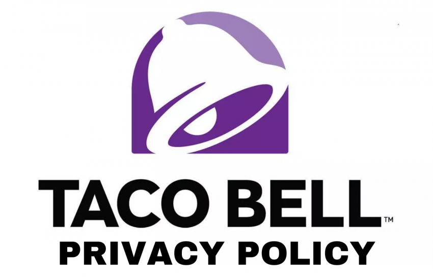TACO BELL PRIVACY POLICY